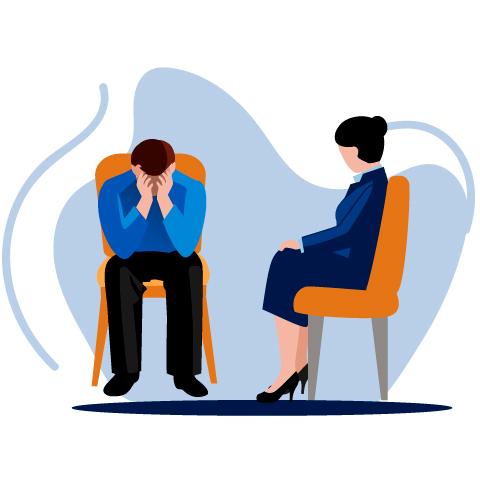 ¿Cómo ayudar a una persona problemas de ansiedad?